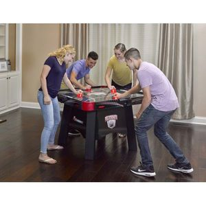 Atomic Full Strength 4-Player Air Powered Hockey Table NEW IN THE BOX for Sale in Houston, TX