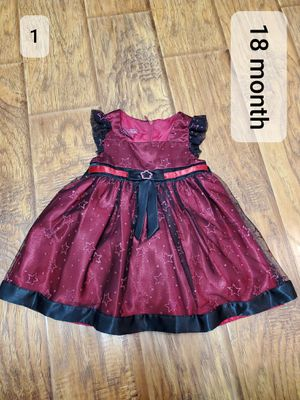 Beautiful toddler girl dresses 12-24 months for Sale in Elk Grove, CA