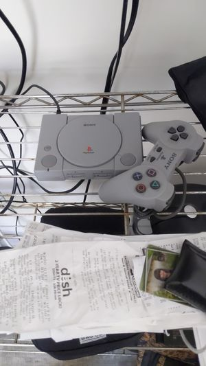 PlayStation classic mini for Sale in Baltimore, MD