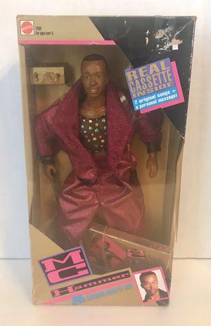 Still in original box, never opened vintage collectors 12 inch MC Hammer Action figure for Sale in Murfreesboro, TN