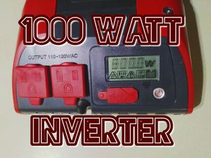 1000 WATT INVERTER BRAND NEW for Sale in Paducah, KY