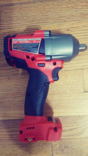 """Milwaukee fuel 1/2"""" mid torque impact wrench w/ pin detent for Sale in Atlanta, GA"""