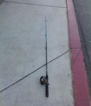 Close bell Zebco fishing rod for Sale in Henderson, NV