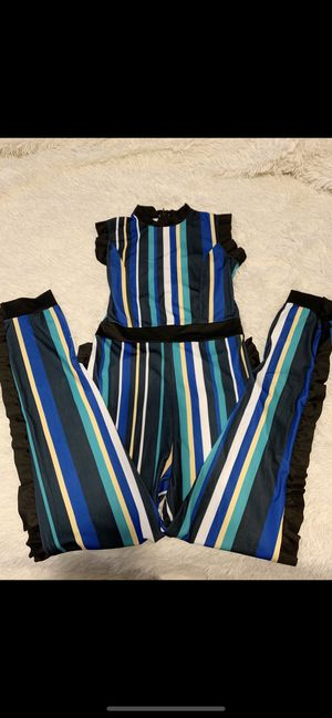 Jumpsuit size medium $13 firm on price for Sale in Tolleson, AZ
