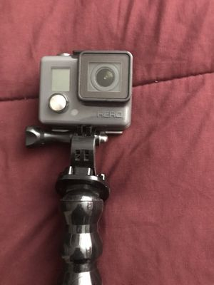 Go Pro Hero (2014) with accessories!!! for Sale in Imperial Beach, CA