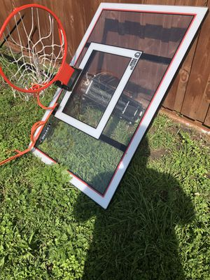 Portable basketball hoop for Sale in Garland, TX