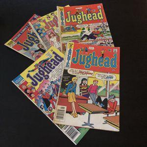 Vintage Jughead comics- lot of 5 for Sale in Renton, WA