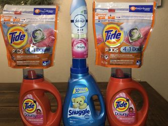 Tide Laundry Bundle for Sale in Fort Worth,  TX