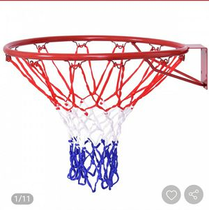 "18"" Wall Mounted Basketball Hoop for Sale in Upland, CA"