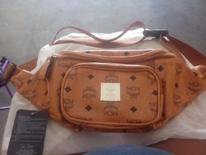 MCM FannyPack for Sale in Alexandria, LA