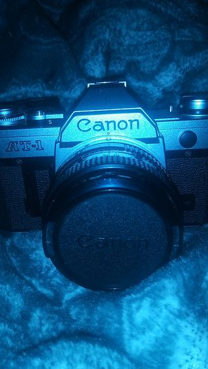 35mm cannon film camera for Sale in Gresham, OR
