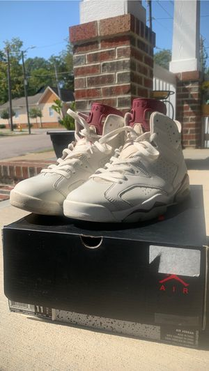Air Jordan Maroon 6 size 11 for Sale in Raleigh, NC