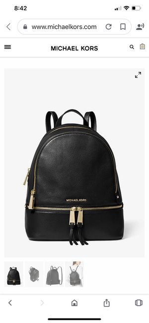 Michael Kors MICHAEL KORS backpack purse for Sale in Gardena, CA