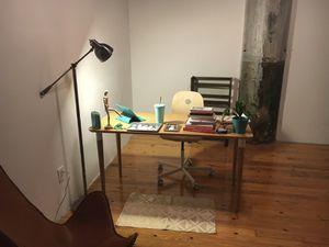 Bamboo Writing Desk - Ikea -Excellent Condition! for Sale in Atlanta, GA