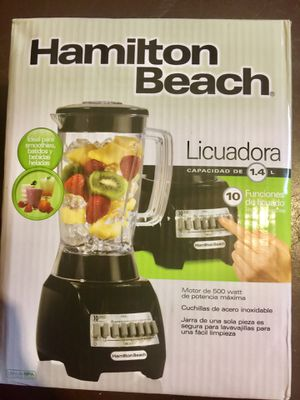 Brand New Hamilton Beach Blender Never Used😀 for Sale in Ballwin, MO