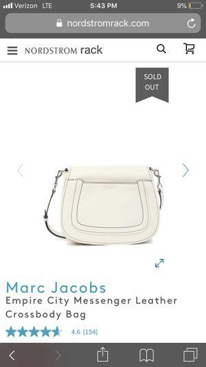 Marc Jacobs Empire City Messenger Crossbody Bag for Sale in Gilbert, AZ