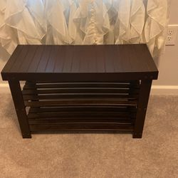 Shoe Rack - 2 Level for Sale in Floral Park,  NY