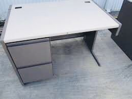Free desk has some dents for Sale in Long Beach, CA