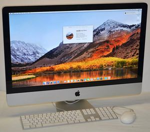 "Apple iMac Desktop Mac Computer 27"" for Sale in Cumming, GA"