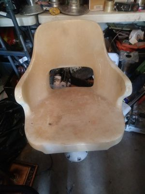 Boat chair captain chair for Sale in West Palm Beach, FL