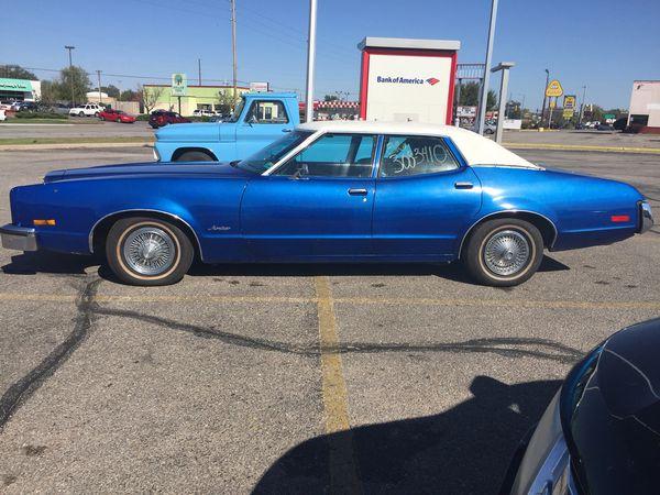1972 Classic Ford Dream Antique
