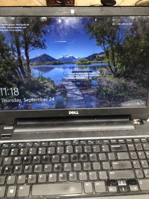 Dell laptop for Sale in La Puente, CA
