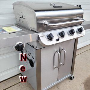 New Char-Broil Performance 4-Burner BBQ Grill/Asador Nuevo for Sale in Phoenix, AZ