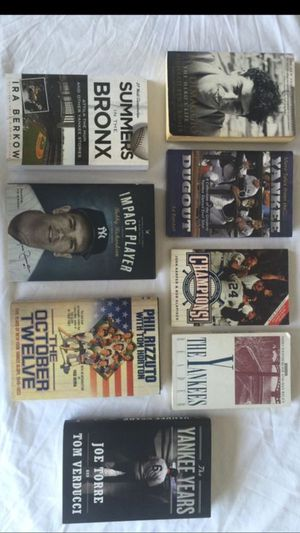 NY Yankees Books for Sale in Spring Hill, FL