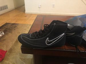Boxing/wrestling shoes size 11 for Sale in Aurora, CO