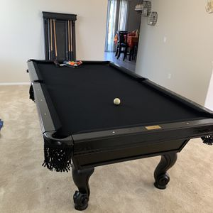 New Cloth On Pool Tables Installation for Sale in Santa Ana, CA