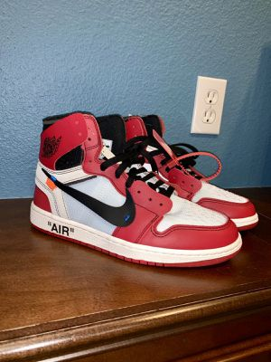Jordan 1 Retro High Chicago Off-White Size 9 (UA) for Sale in San Diego, CA