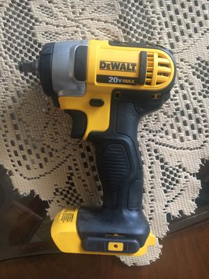 Dewalt impact wrench 3/8 $110 tool only for Sale in San Diego, CA