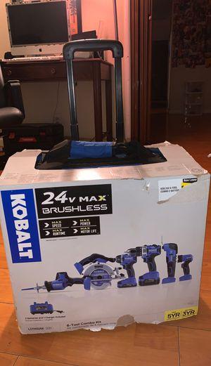 Kobalt 24v max brushless combo for Sale in Richmond, CA