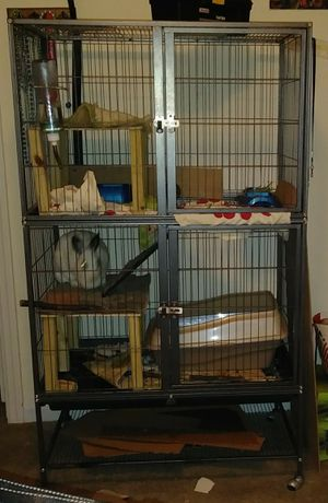 Ferret Cage for Sale in Rex, GA