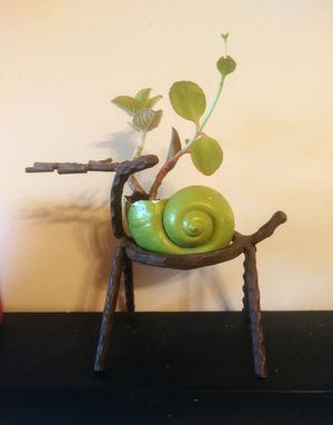Shell succulent planter gift for Sale in West Palm Beach, FL