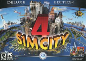 Simcity 4 Deluxe Edition Steam Code for Sale in Medford, OR