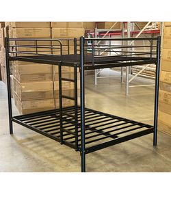 New!! Full Bed, Full Over Full Bunkbed, Full Bunkbed, Full Bunk Bed, Bedroom Furniture for Sale in Phoenix,  AZ