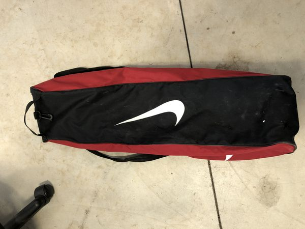 Nike Baseball Bag/ Easton Batting Gloves