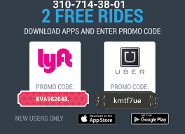 Uber y Lyft viaje gratis for Sale in Paramount, CA
