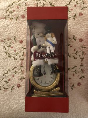 Bombay 2006 Limited Edition Nutcracker Collection statue for Sale in Hollywood, FL