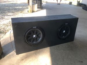 Comp kickers for Sale in Vichy, MO