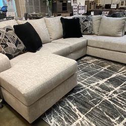 NEW, MEDIUM SIZE LAF SOFA CHAISE AND RAF CORNER CHAISE. for Sale in Santa Ana,  CA