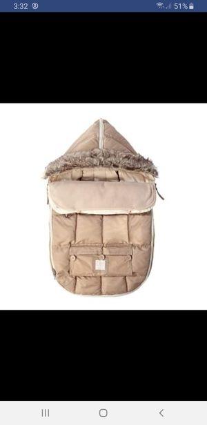 7 A.M. Enfant Le Sac Igloo Bunting Bag (Beige, 0-6 months) for Sale in Bellevue, WA