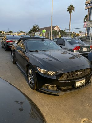 2015 Ford Mustang Convertible 💯🎉 for Sale in Chula Vista, CA