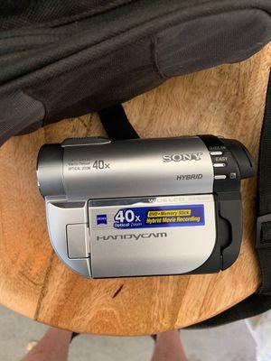 Sony handycam for Sale in North Las Vegas, NV