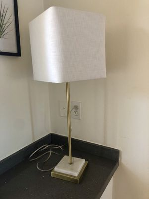 Gold Table Lamp for Sale in Los Angeles, CA