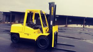 2005 Hyster 11000 lbs capacity forklift for Sale in Houston, TX