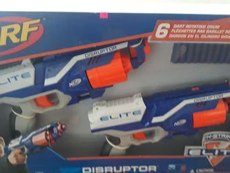 nerf -n strike elite disruptor for Sale in San Jose,  CA