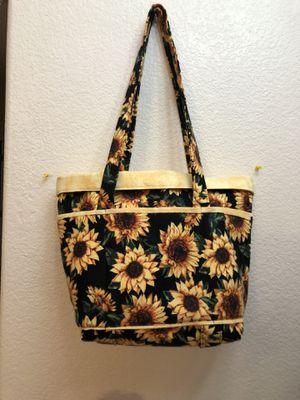 Custom made Sunflower tote for Sale in Turlock, CA