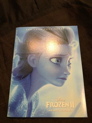 Frozen ll movie dvd for Sale in Los Angeles, CA